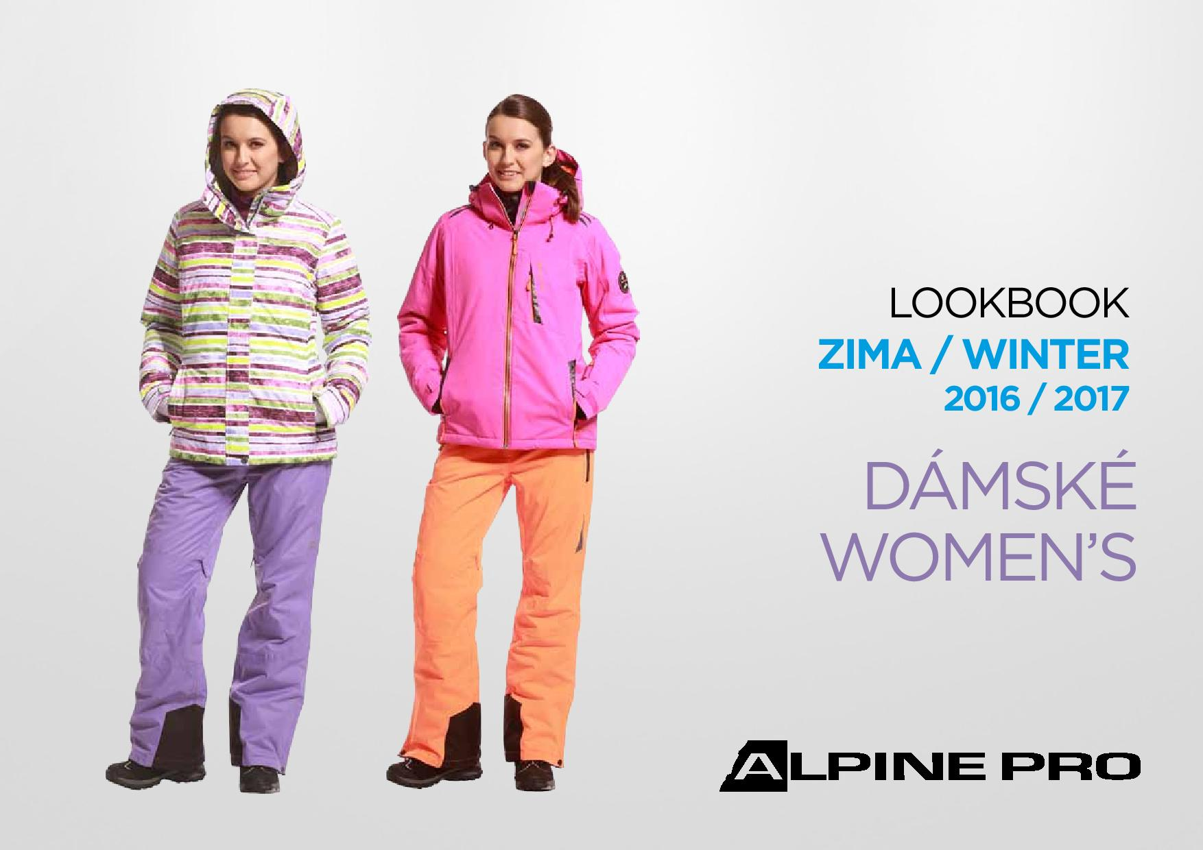 lookbook podzim 2016